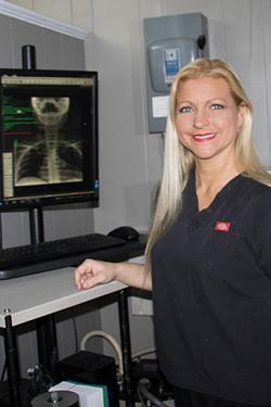 Baton Rouge chiropractor Dr. Vanessa Aucoin